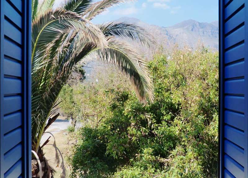 Kreta Urlaub Flisvos zum Kreta wandern