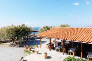 Blick aus Ihrem Zimmer, so erleben Sie Kreta