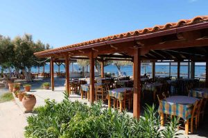 Restaurant Flisvos auf Kreta