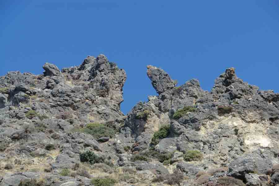Kallikratis schlucht auf Kreta