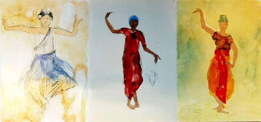 Workshop Tanzen auf Kreta